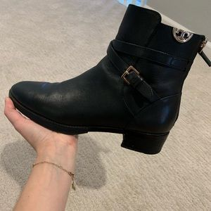 Tory Burch Sidney Ankle Boot